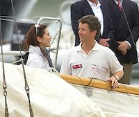Crown Prince Frederik & Crown Princess Mary of Denmark visit Australia | Julian Parker