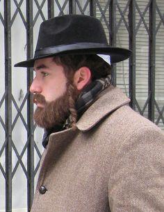 Beard 100 Human Hair Full Face