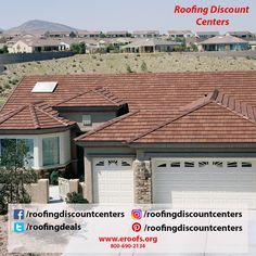 You Just Need To Make A Call And Get Every Single Update About The Roofing  Solution From Roofing Discount Centers Feel Free To Contact Us ...