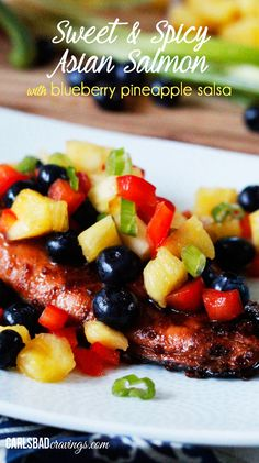 Sweet-and-Spicy-Asian-Salmon-with-Blueberry-Pineapple-Salsa