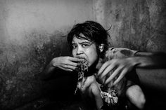Heart-breaking photos show what it's like living in insane asylums in Indonesia