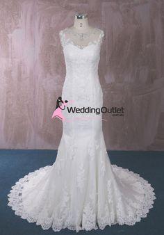 Eliana Couture Lace Mermaid Wedding Dresses - WeddingOutlet.co.nz   Wedding Outlet  Wedding Dresses Online   Bridesmaid Dresses   Wedding Favours