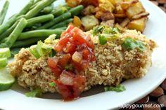 Crunchy Mexican Tortilla Chicken 7a wm