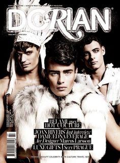 Cover Dorian Magazine Winter 2014 Feat. Jean-Daniel, Hoyt Kogan and Andrei Karenin   http://consultante-retail.blogspot.fr/2014/12/cover-dorian-magazine-winter-2014-feat.html
