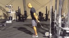 Cable Shoulder Raise (3 Way)