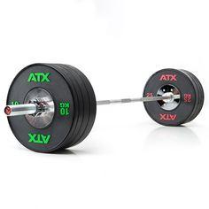 Hantelset - Vorteilspaket! ATX® Weight Lifting Set HQ - 160 kg  #atxstrength #atxpower #hantelset #hantel #langhantel #workout #vorteilsangebot #sparangebot #powerlifting #weightlifting