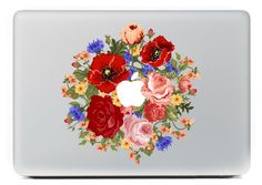 Macbook decal sticker skin cover for Macbook Pro and Macbook Air - Decal Design - 1