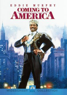 Coming to America (DVD) (Enhanced Widescreen for 16x9 TV) (English/French/Spanish) 1988 - Larger Front