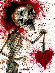 ☆ Laughing at My Dead Heart :¦: By EddieTheYeti ☆