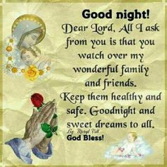 Good night sister and all,have a peaceful sleep,God bless xxx❤❤❤✨✨✨🌙🍀❄🍀 Good Night Prayer, Good Night Blessings, Good Night Gif, Good Night Messages, Good Night Quotes, Monday Blessings, Night Time, Good Night Family, Good Night Sister