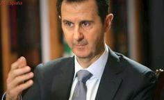 Assad afirma que el ataque químico es un «invento al 100%» de Estados Unidos