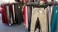 From summer crops to jeans and on to work trousers ,  why not come on down to the Laneham Street  shop and pick up that perfect pair of trousers.