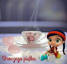 Double Exposure, Good Morning, Origami, Disney Characters, Fictional Characters, Humor, Mugs, Disney Princess, Tableware