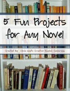 These projects work with ANY novel!