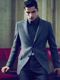 Men's fashion :: Janice Fronimakis