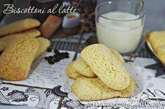 La ricetta dei biscotti al latte è una ricetta della tradizione di casa mia. Questi biscottoni sono fatti con pochissimo olio di oliva e sono deliziosi