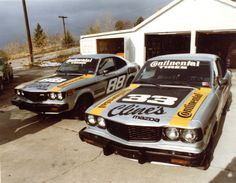 Car 67 - 18th race car - another silver 1978 Mazda RX3.  With RX3s becoming hard to find we felt more comfortable having another spare car in case we lost one of them to a claim or accident.  Purchased this car out of Florida on 4-21-81.