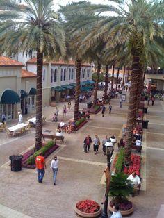 City Place, West Palm Beach, Florida..USA