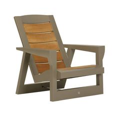 Camano Yachting Lounge Chair for front yard
