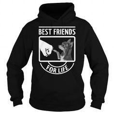 Cool BEST FRIENDS Shirt; Tee