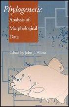 Phylogenetic Analysis of Morphological Data John J. Wiens Ed. Smithsonian Institution Press, 1ª edição, 2000 ISBN: 1560988169  Tipo: Brochura  Número de páginas: 220  (Smithsonian Series in Comparative Evolutionary Biology)