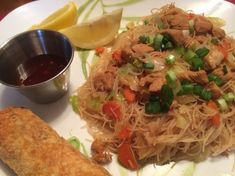 I got this recipe from my mother when I moved out of the house, because I wanted to make filipino food that she used to cook for us so that I can cook them for my family and keep passing down the recipes. This is one of my favorites! My family absolutely Filipino Pancit, Filipino Dishes, Filipino Recipes, Asian Recipes, Filipino Food, Ethnic Recipes, Filipino Noodles, Asian Foods, Chinese Recipes