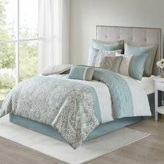 Comforters & Comforter Sets You'll Love in 2021 | Wayfair Country Bedding Sets, Quilt Sets, Bed & Bath, Comforter Sets, Duvet Cover Sets, Pillow Shams, Master Suite, Modern Contemporary, Comforters