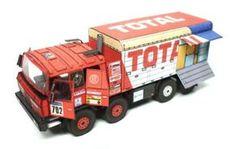 TATRA 8x8 VT 26 265 8x8.1 Truck Free Vehicle Paper Model Download