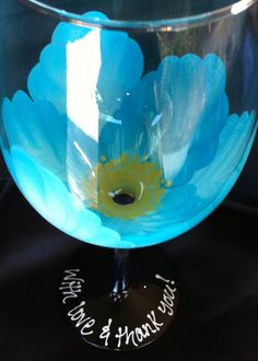 MOTHERS DAY FLOWER GLASS
