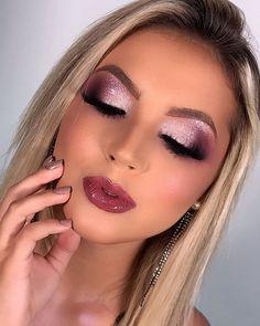Bold Makeup Looks, Beautiful Eye Makeup, Love Makeup, Simple Makeup, Stunning Eyes, Glamour Makeup, Sexy Makeup, Beauty Makeup, Extreme Makeup