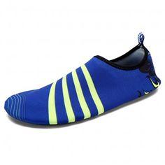 Blue Aqua Shoes DFS-3