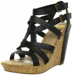 DV by Dolce Vita Womens Tabia Wedge Sandal: