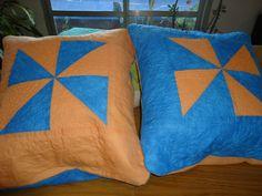 almohadones con molinete