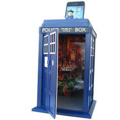 Fãs de Doctor Who vão adorar! #Series #DoctorWho #Tardis #Geek