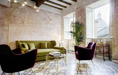 Boutique Luxury G-Rough Rome Hotel in Italy | Yellowtrace