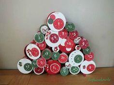 advent calendar diy, advent calendar craft
