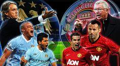 Manchester United mengaku pede banget jelang laga penting di Liga Inggris melawan tim sekota Manchester City, minggu 22 September 2013 #NexSoccer