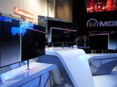 TV OLED da Samsung (sem previsão para chegar  no Brasil) :(