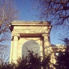 Parisian architecture. #classic #travel #blue #sky