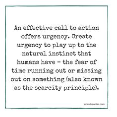 What the flip is a call to action? Why is it so darn important?