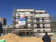 Neubau Dreieich – AS Konzeptbau Multi Story Building, New Construction, Concept