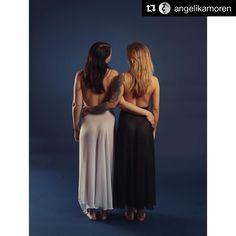 🔥 Never look back, when you run forward....#repost behind @angelikamoren 's back.... @backbone.polewear #skirts