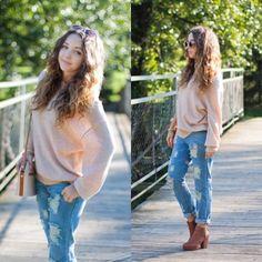 Comfy jeans- więcej na stylizacje.pl