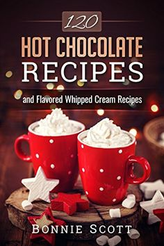 Everyone loves a steaming mug of hot cocoa! With this fantastic collection of 120 Hot Chocolate Recipes from home and around the globe, you're sure to find a re Chocolate Crack, Best Hot Chocolate Recipes, Frozen Hot Chocolate, Cocoa Recipes, Mexican Hot Chocolate, Homemade Hot Chocolate, Chocolate Gifts, Wine Recipes, Chocolate Lovers