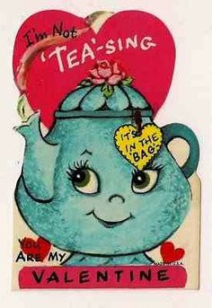: I could post hundreds of these vintage valentines with their quaint flirtations. Valentine Images, My Funny Valentine, Vintage Valentine Cards, Vintage Greeting Cards, Vintage Holiday, Valentine Day Cards, Vintage Postcards, Happy Valentines Day Pictures, Valentine Ideas