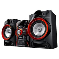 Black Friday 2014 Samsung Mini Stereo System (Black) from Samsung Cyber Monday. Black Friday specials on the season most-wanted Christmas gifts. Hifi Music System, Audio System, Audio Music, Hifi Audio, Mini System, Electronic Deals, Samsung, Audio Equipment, Bluetooth