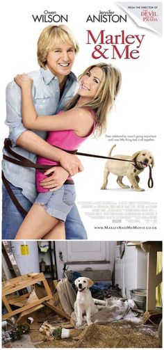 Marley e eu (Marley and Me)! Book Tv, Film Music Books, Music Tv, See Movie, Movie List, Movies Showing, Movies And Tv Shows, Jenifer Aniston, Owen Wilson