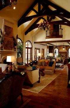 Dallas Fort Worth Texas Home Builder. Sylvia Love · Tuscan U0026 Mediterranean  Decorating Ideas
