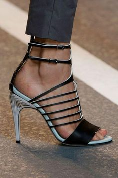Fendi…Love it !!!! Atelier Costa | Best Shoes Milano Fashion Week Spring Summer 2015