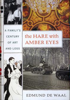 THE HARE WITH AMBER EYES. Purchased it recently. Definitely mean to read it soon.
